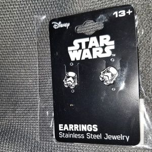 Star Wars Stormtroopers Earrings
